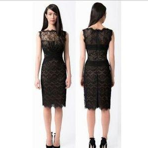 Tadashi Shoji Chantilly Lace Sheath Dress